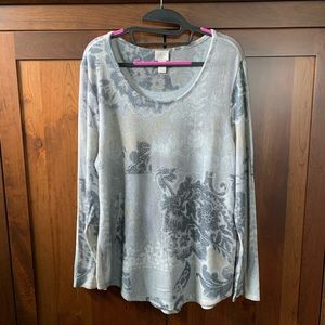 Chico's Shimmer Sweater